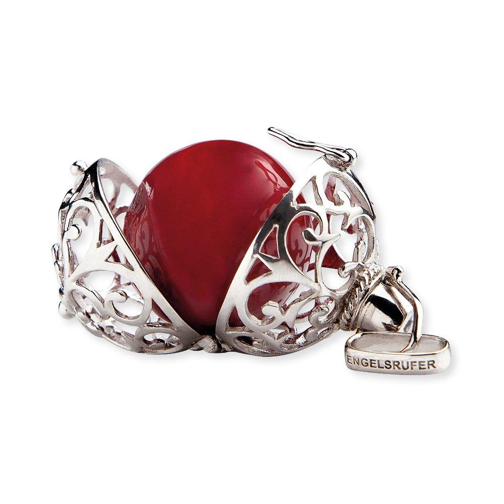 Engelsrufer pendentif classique pour femmes  S argent 925 Sterling avec carillon rouge