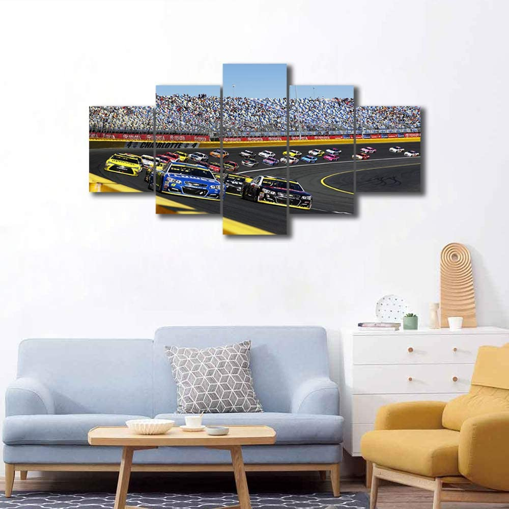 Charlotte Wall Al sold out. Art for Living Modern Decor Home discount Room,Yankees C
