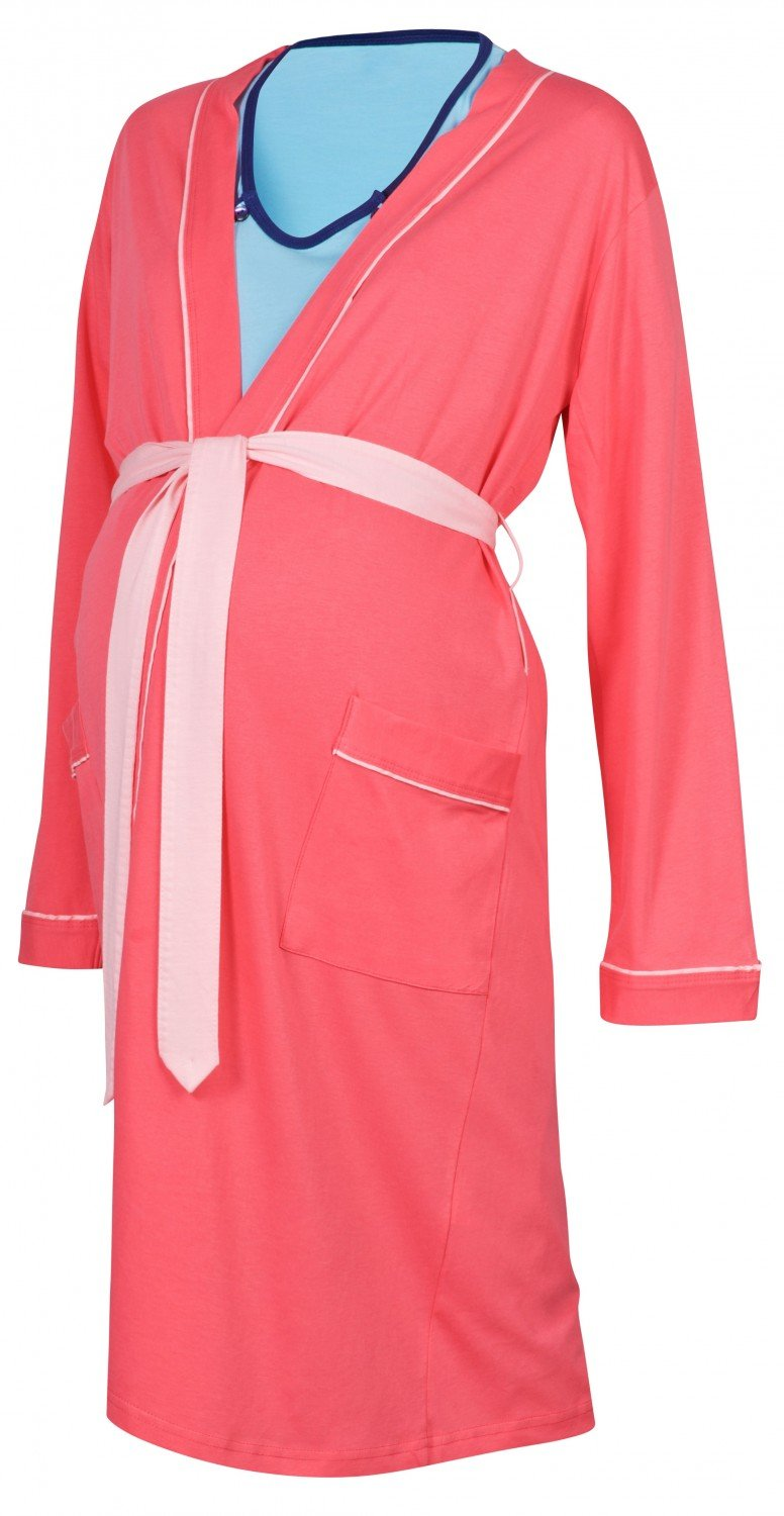 Robe - Coral