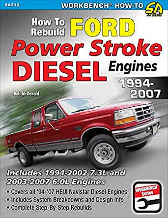 How to rebuild ford power stroke diesel engines 1994 2007 none digital list price 2499 fandeluxe Choice Image