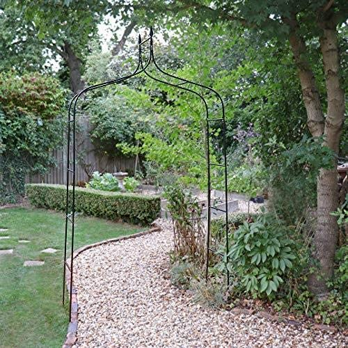 Wido Tradiciones decorativas de color negro para jardín, arcos y ...