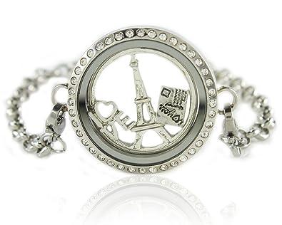 Jewelry & Watches Good 1pcs Silver Cz European Charm Beads Fit 925 Bracelet Necklace Chain B431 Charms & Charm Bracelets