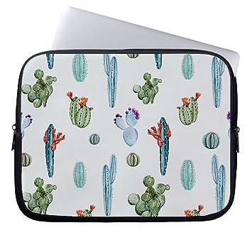 iandsang Prickly Pear Cactus y funda para ordenador portátil de neopreno 13 - 13,3 Pulgadas para MacBook Air/MacBook Pro/portátil/Ultrabook: Amazon.es: ...