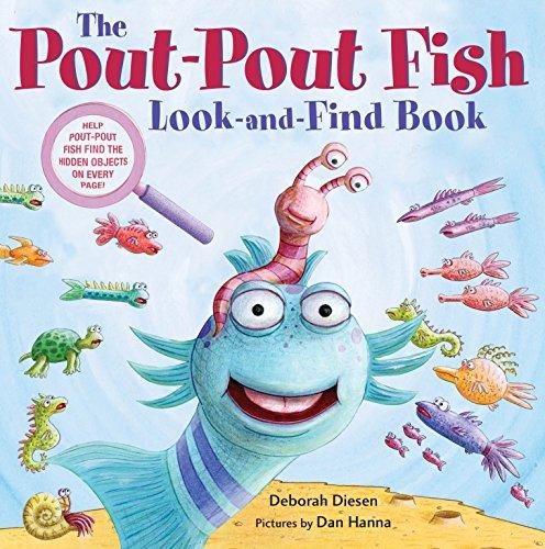 The Pout-Pout Fish Look-and-Find Book (A Pout-Pout Fish Novelty)