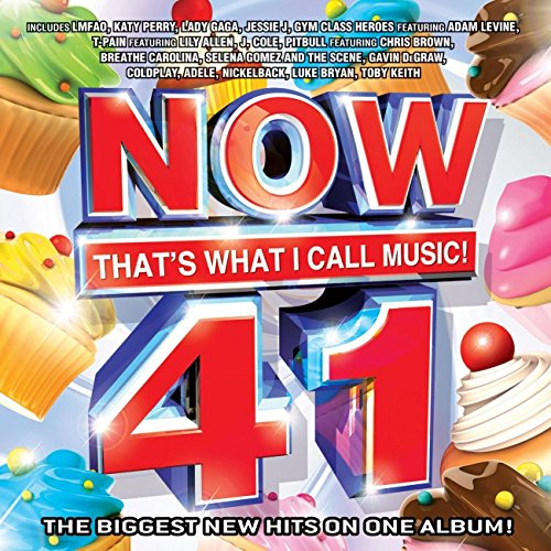 Musicnow1 On Amazon Com Marketplace: NOW That's What I Call Music Vol. 41 By Pitbull Feat