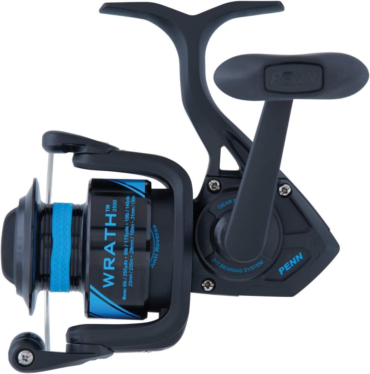 WRTH2500C PENN Wrath Spinning Fishing Reel