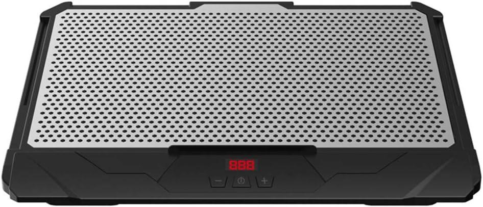 KIMIBen Laptop Cooling Pad Notebook Cooler Mute Large Dual Fan Base Radiator