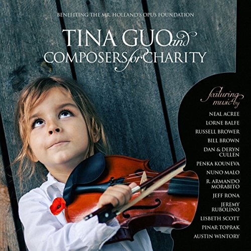 Tina Guo & Composers for Charity