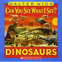 Can You See What I See? Dinosaurs: Picture Puzzles to Search and Solve