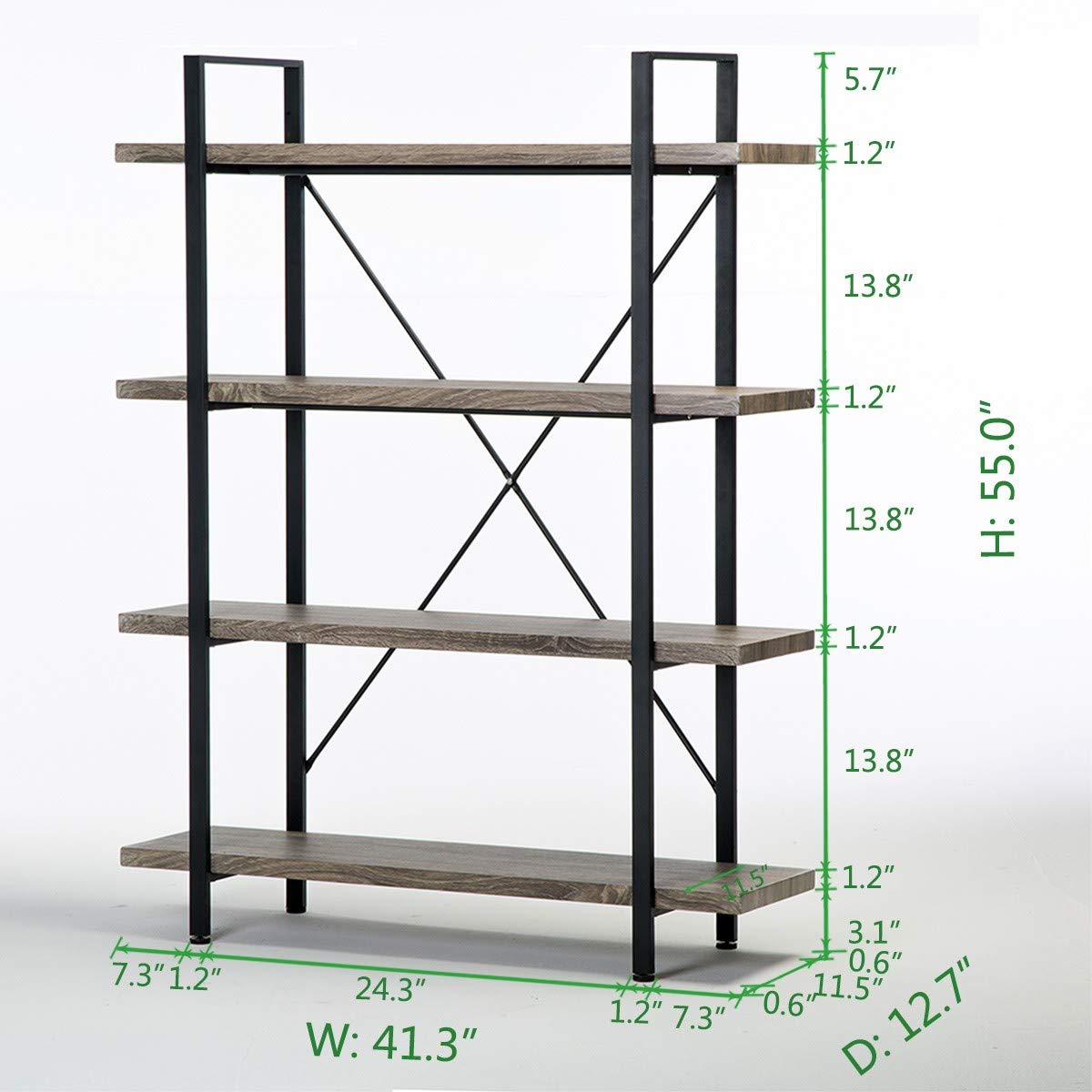Best Bookcase Reviews 10