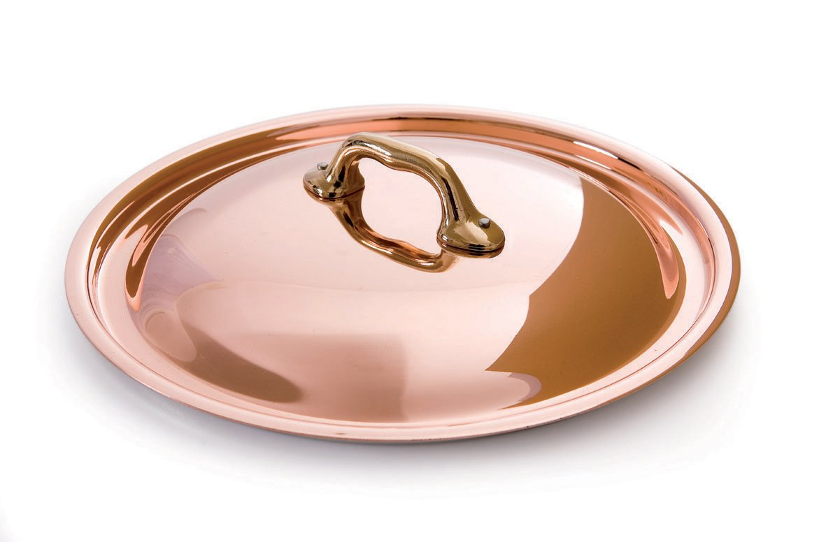 Mauviel Copper 6-1/4-Inch Dome Lid by Mauviel (Image #1)