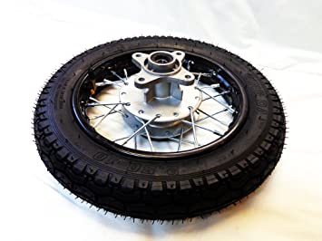New Dirt Pit Bike 10 Front Wheel Rim Tire 2 5 X 10
