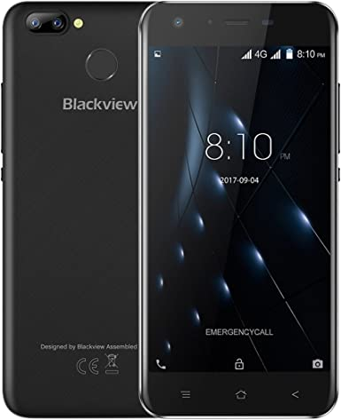 Blackview A7 Pro Desbloqueado Smartphone 2 GB + 16GB Dual cámaras ...