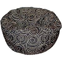Ahh! Products Time Loop Black Kid Bean Bag Chair