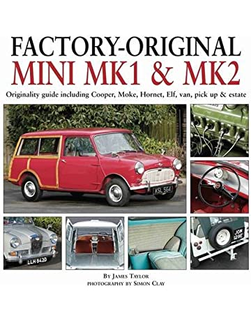 Factory-Original Mini Mk1 & Mk2 (Factory Originals)