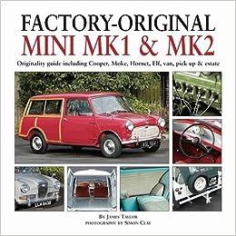 Factory Original Mini Mk I Mk Ii Originality Guide Including