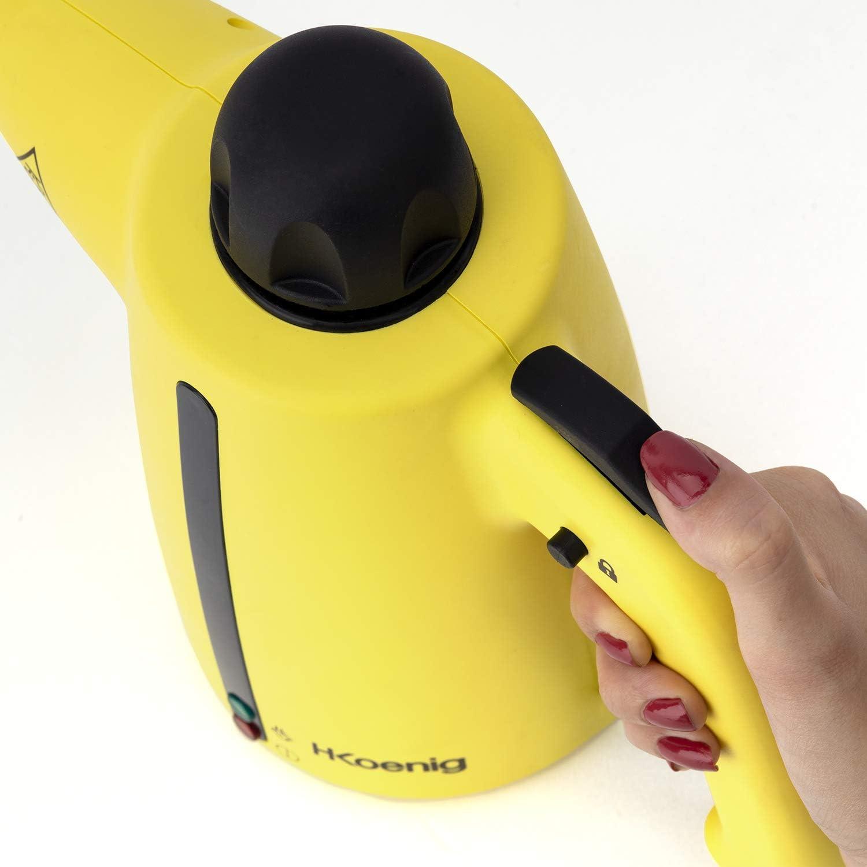 Handheld Steam Cleaner Floor Extension