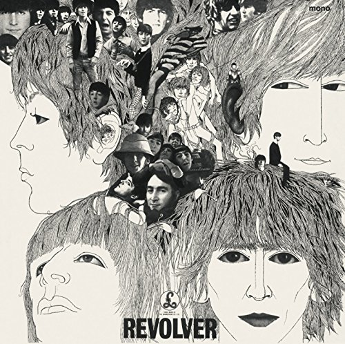 Original album cover of Revolver [Mono LP] by The Beatles by Beatles