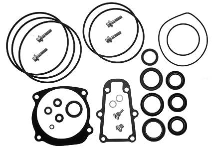 Amazon Com Sierra 18 2623 Lower Unit Seal Kit Powersports Engine