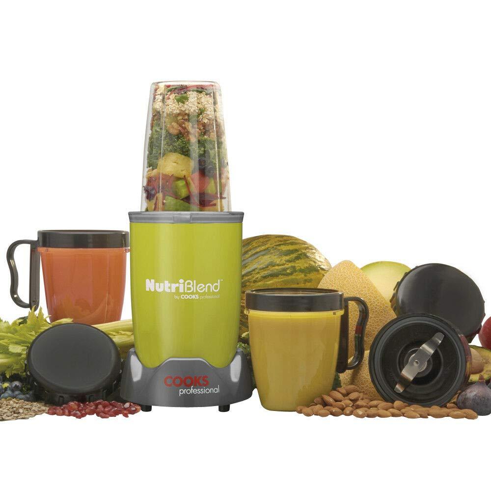 Cooks Professional Nutriblend Premium Blender Smoothie Maker ...