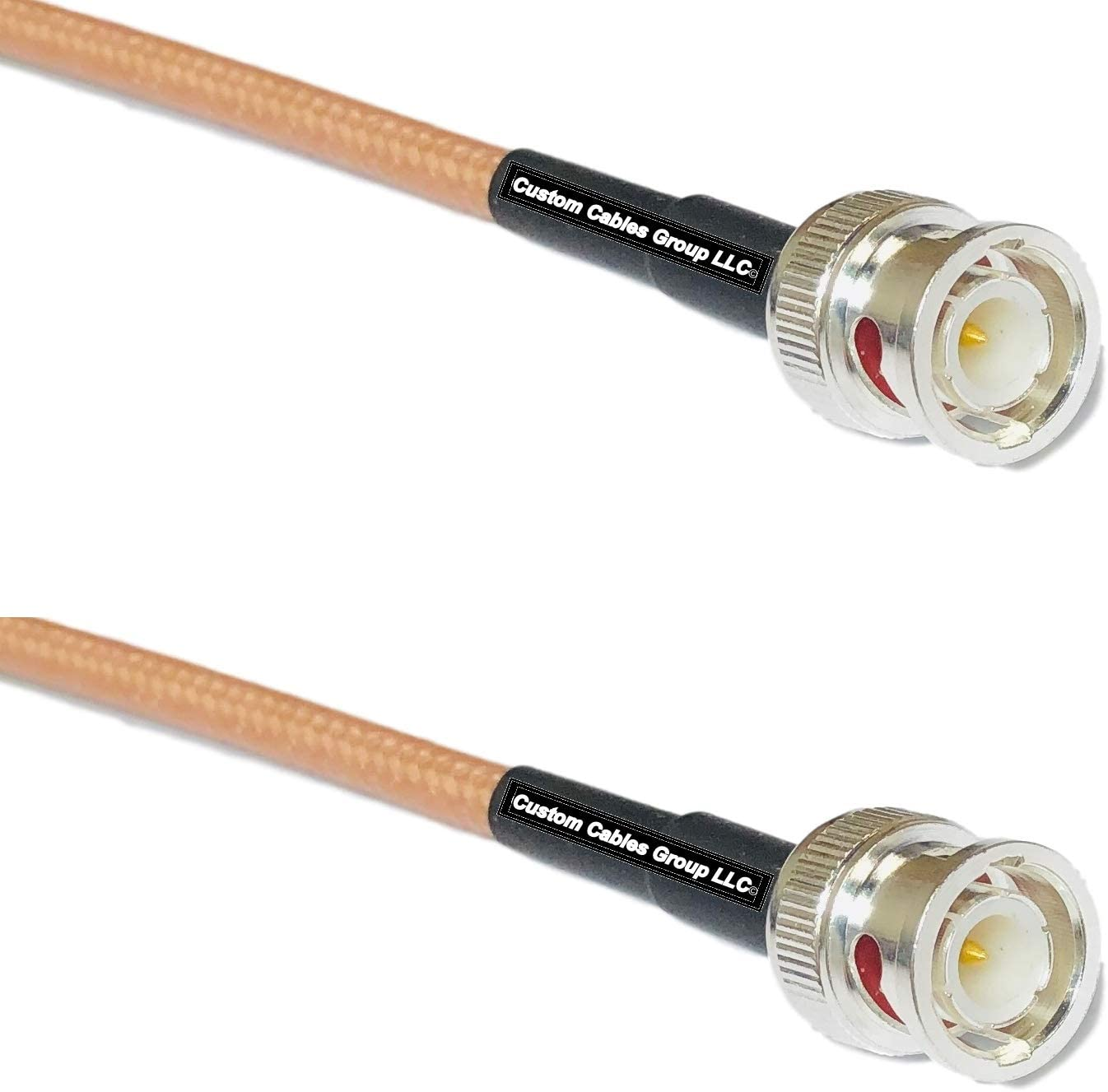 6 feet RG142 BNC Male to BNC Male RF Coaxial Cable