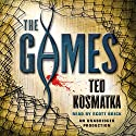 The Games Audiobook by Ted Kosmatka Narrated by Scott Brick