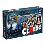 Winning Moves–Board Game–Cluedo Harry Potter Collectable Edition, 02400, Italian