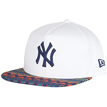 New Era 9fifty Snapback Cap Sunny New York Yankees White Amazon