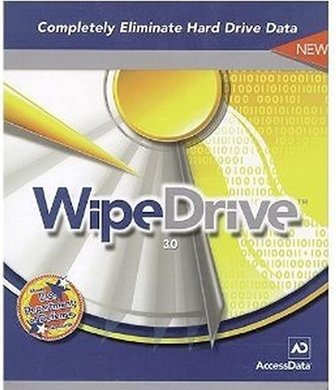 Wipedrive 6 Eliminate Hard Drive Data Software