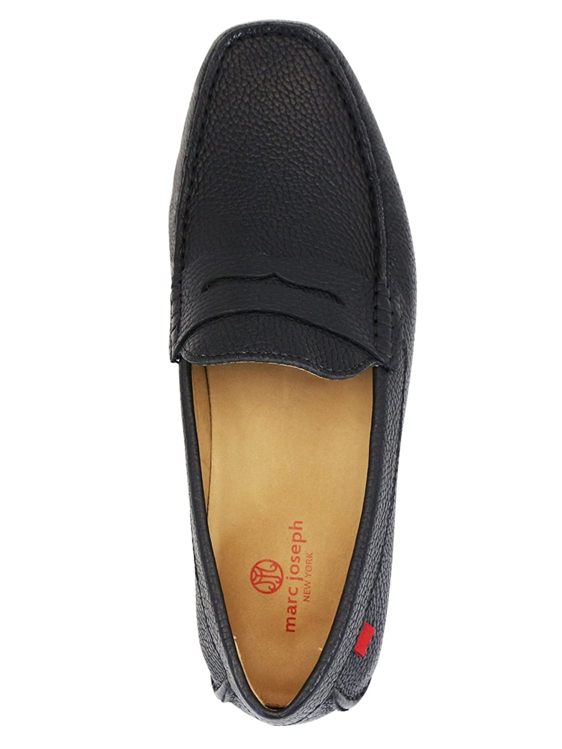 Marc Joseph New York Men's Leather Fashion Shoes Union Street Penny Loafer:  Amazon.co.uk: Shoes & Bags