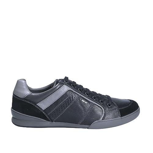 Geox U Kristof A, Zapatillas para Hombre: Amazon.es: Zapatos y complementos