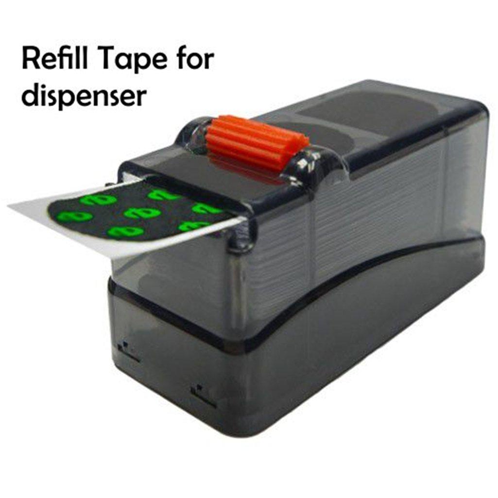 【はこぽす対応商品】 Ebonite Ultra Glowテープ詰め替え用ディスペンサー   B015XXTS92, 七to八-Seven to eight- 78fa04b5