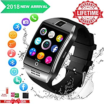 Amazon.com: Smart Watch for Android Phones,Android ...