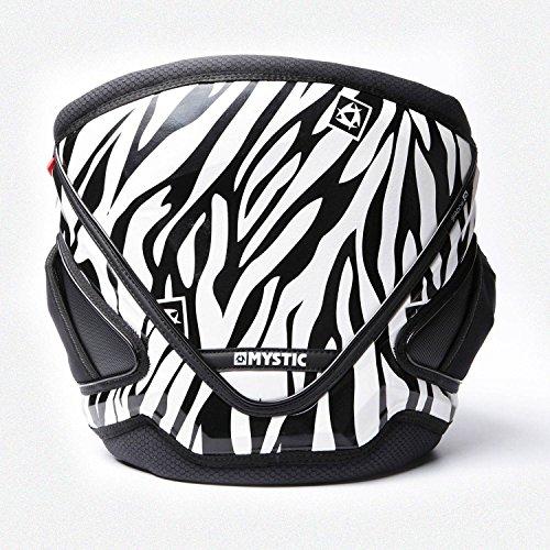 Mystic Artistic Waist Harness, 2014, M, Zebra