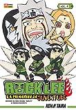 capa de Rock Lee e a Primavera da Juventude  - Volume  6