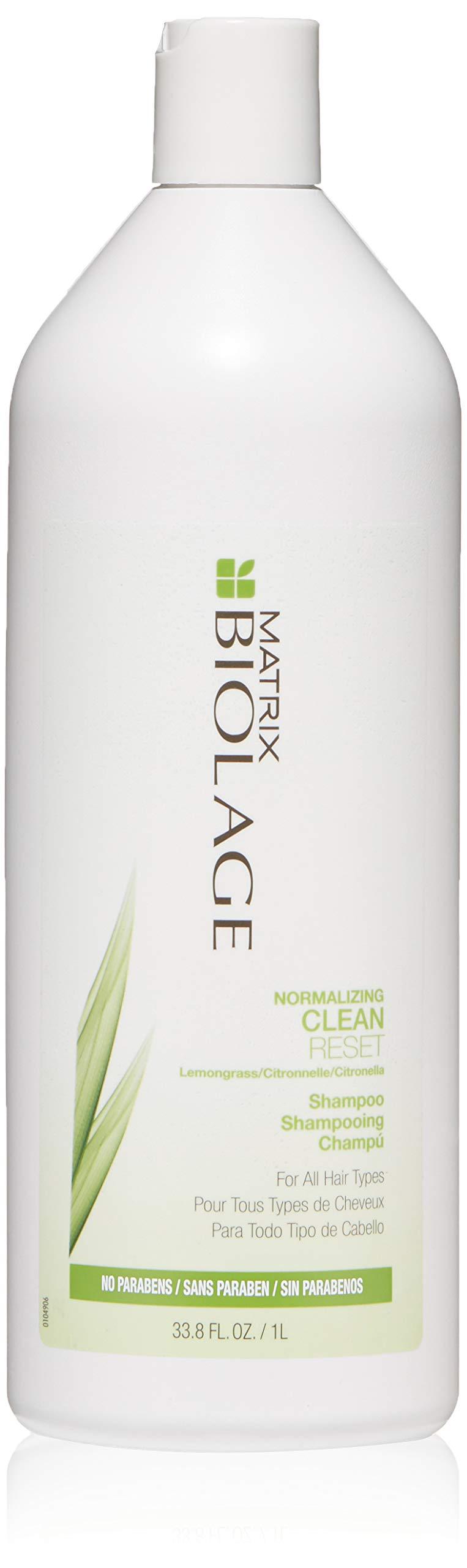 Biolage Cleanreset Normalizing Shampoo To Remove Buildup, 33.8 Fl. Oz. by BIOLAGE