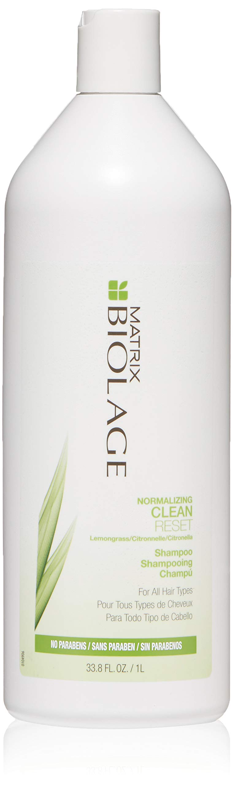 BIOLAGE Cleanreset Normalizing Shampoo To Remove Buildup, 33.8 Fl. Oz.