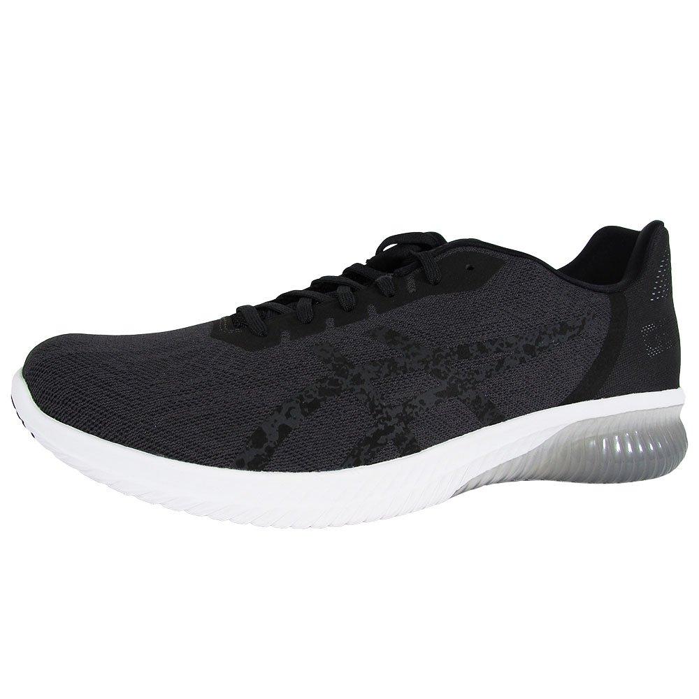 ASICS Mens Gel-Kenun Lightweight Fitness Running Shoes B0753QXL8W 6.5 D(M) US Phantom / Black / White