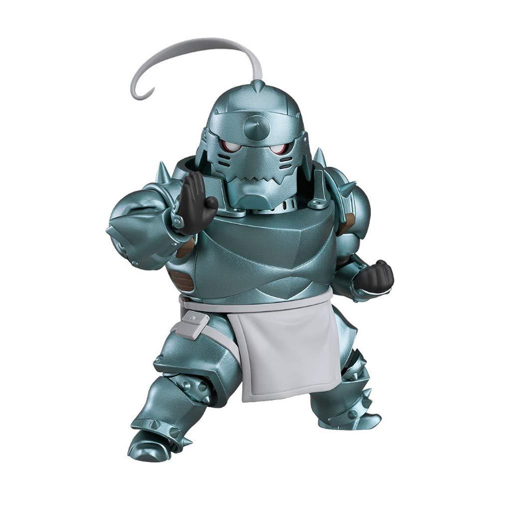 Fullmetal Alchemist  Alphonse Elric Nendgoldid Action Figure4in