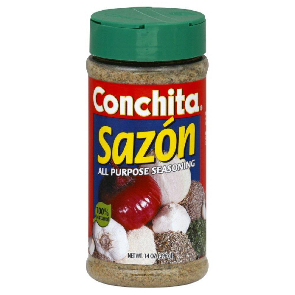 Conchita Sazon Seasoning, 14-Ounce (Pack of 6)