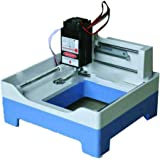 Punta trazadora dc-330 tamaño A3 plotter de corte, máquina de trinchar, etiqueta, etiqueta hoja dibujar líneas cruz línea máquina, etiqueta corte máquina: Amazon.es: Hogar