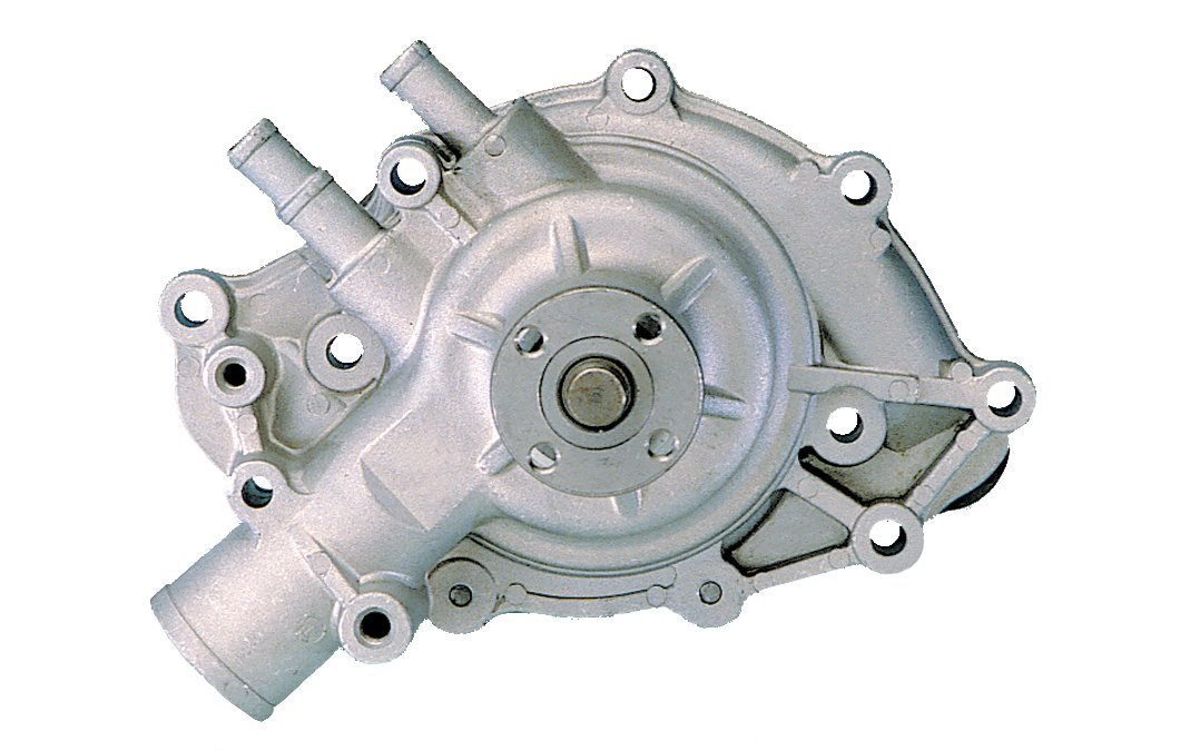 Milodon 16230 Performance Aluminum High Volume Water Pump for Ford 289, 302, 351W by Milodon