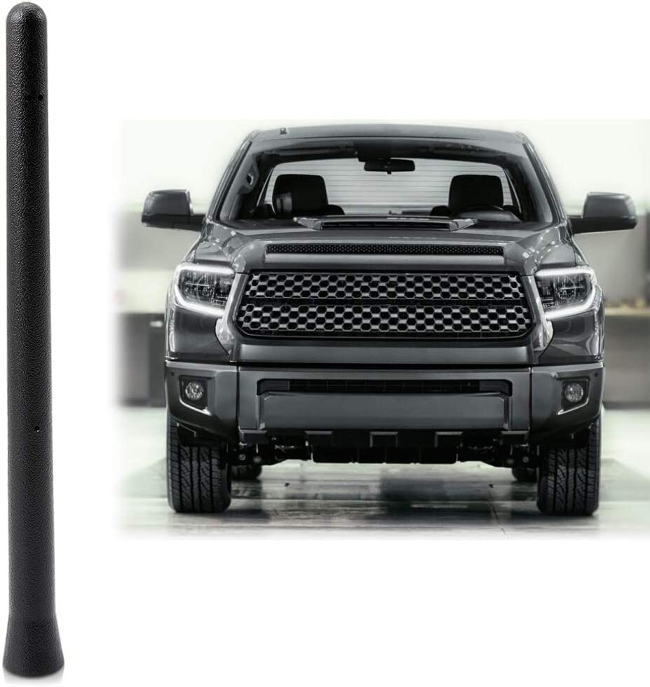 6 3//4/″Antenna Mast Replacement fit for Toyota Tundra 2007-2010 2011 2012 2013 2014 2015 2016 2017 2018 2019 2020 Accessories