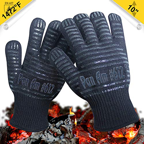 Extreme Resistant Grilling Fireplace Silicone