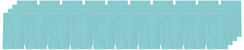 Amscan 63215.04 Big Party Pack 2‑Ply Guest Towels Lavender Paper Napkins 40 Pieces,