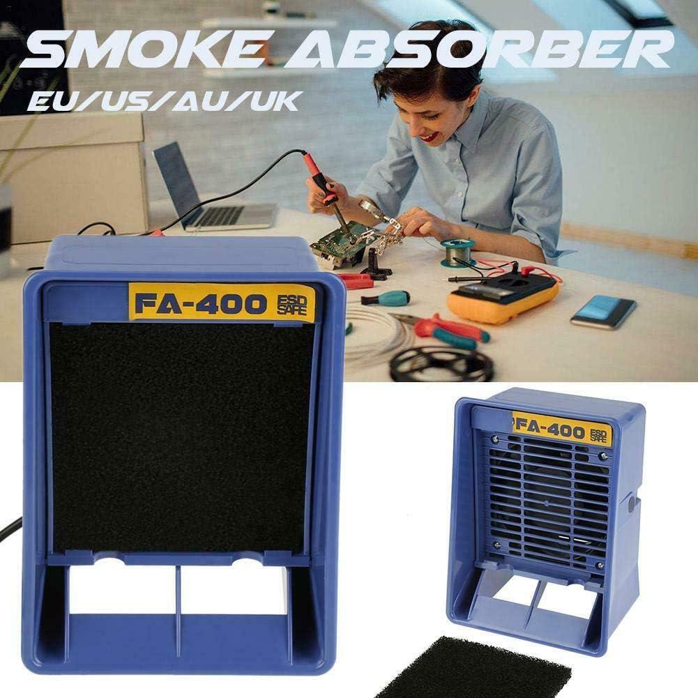 Assorbitore di fumo purificatori daria estrattore di fumo strumento per fumare dispositivo di fumo 220 V per saldatura antistatico