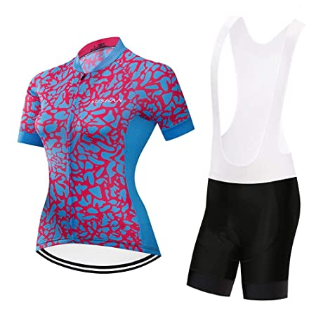 LJ-JERSEY Mujer Bici Montaña Maillot Ciclismo Conjunto de ...