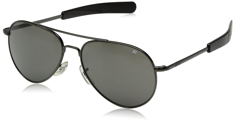 Amazon.com: Ao Eyewear Original Piloto anteojos De Sol De 52 ...