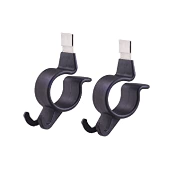 Hyper Sonic® hp3517 Práctico soporte universal de paraguas para para maletero Fijación gancho Soporte para caña de pescar etc. montaje sencillo Umbrella ...