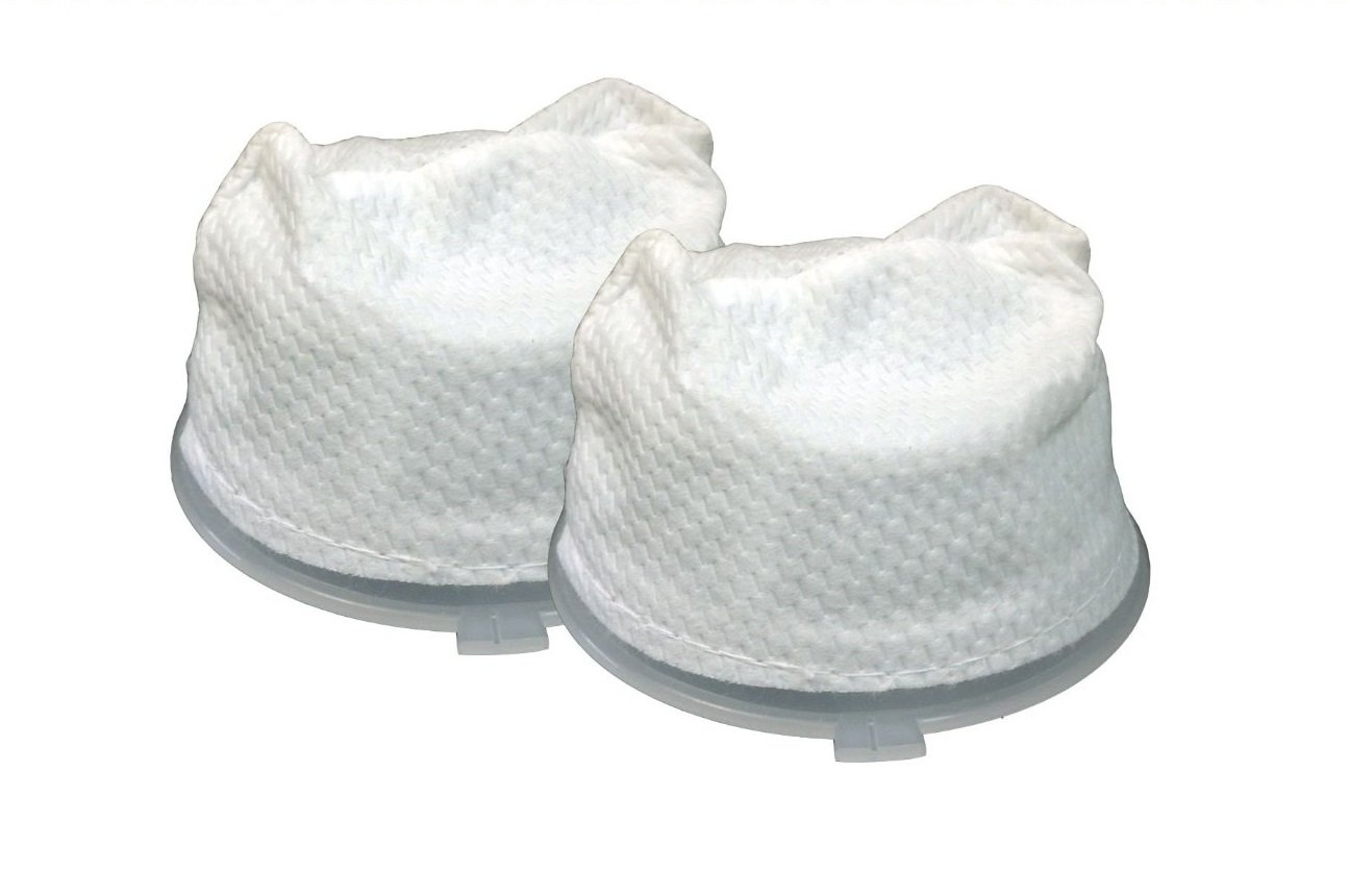 2 Dirt Devil F5 Replacement Filters Fit Dirt Devil Scorpion Hand Vacs Models 08200, 8201, 08210, 08215x & More, Replaces Dirt Devil Part # 3-dea950-001 (3dea950001)